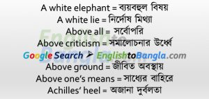 Idioms & Phrases Lesson 07